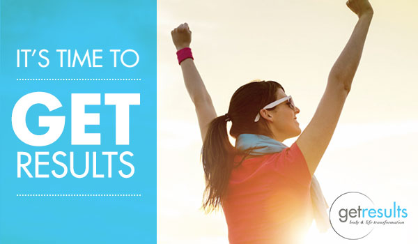 It's time to get results - get results training