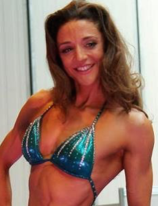 Lisa-Maree Cunningham fitness model