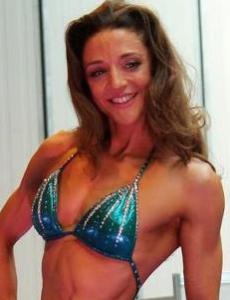 Lisa-Maree Cunningham fitness model
