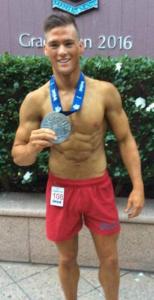 Matt Grant Fitness Model Competitor NSW INBA