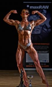 Nicola Joyce Physique competitor