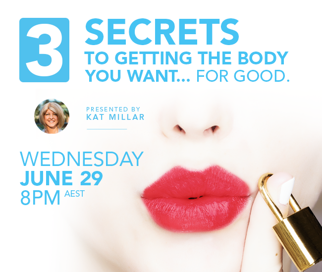 3 Secrets To Getting The Body You Want For Good… That The Fitness Industry Isn't Telling You