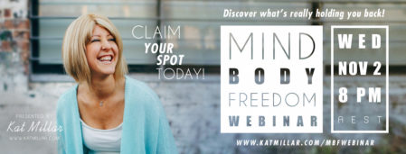 mind body freedom webinar