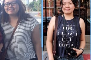 Sunny's body transformation: 9.4kg in 12 weeks