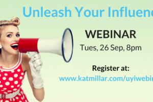 Unleash Your Influence Webinar