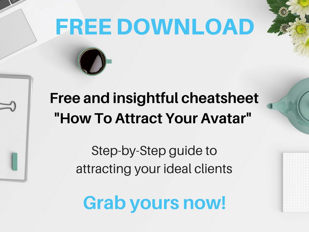 How To Attract Your Avatar