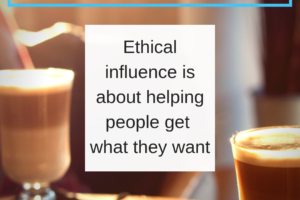 What Is Ethical Influence?