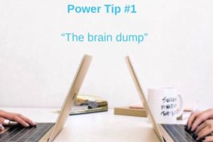 Productivity Power Tip #1