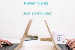 Productivity Power Tip #2