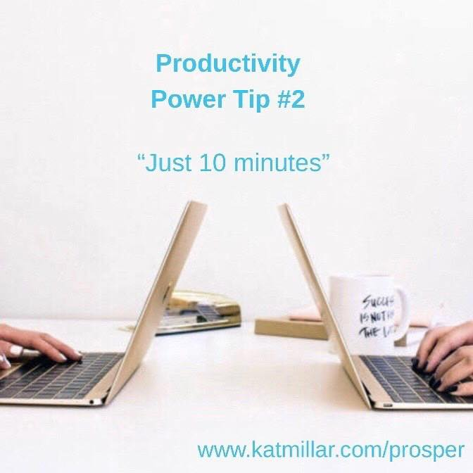 Productivity Power Tip 2