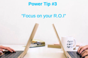 Productivity Power Tip #3