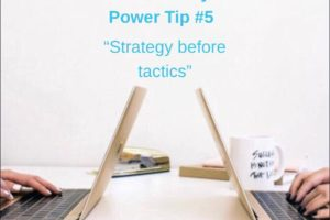Productivity Power Tip #5