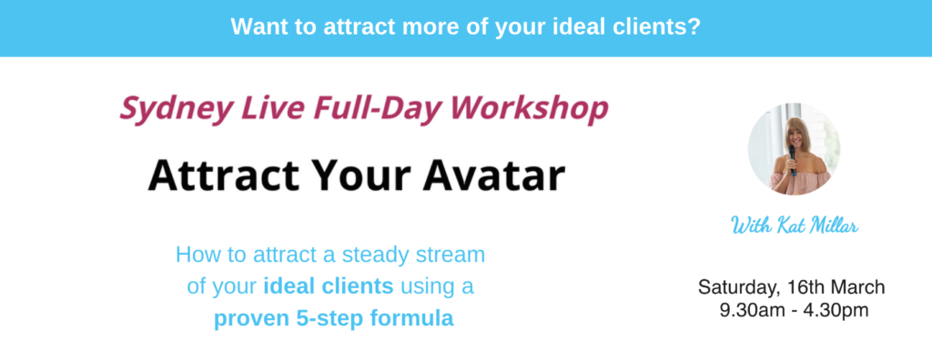 Attract Your Avatar