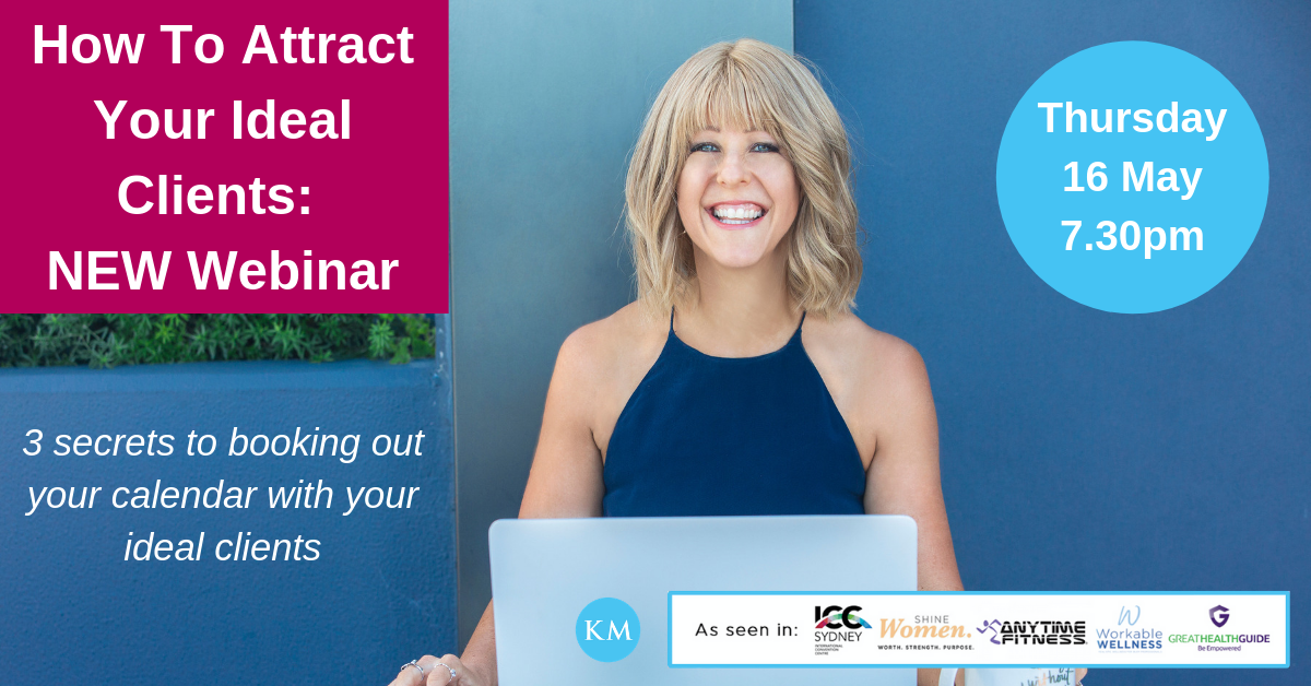 How to attract webinar