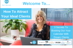 How To Attract Your Ideal Clients Webinar Replay