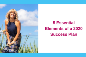 5 Essential Elements of a 2020 Success Plan