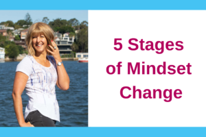 5 Stages of Mindset Change