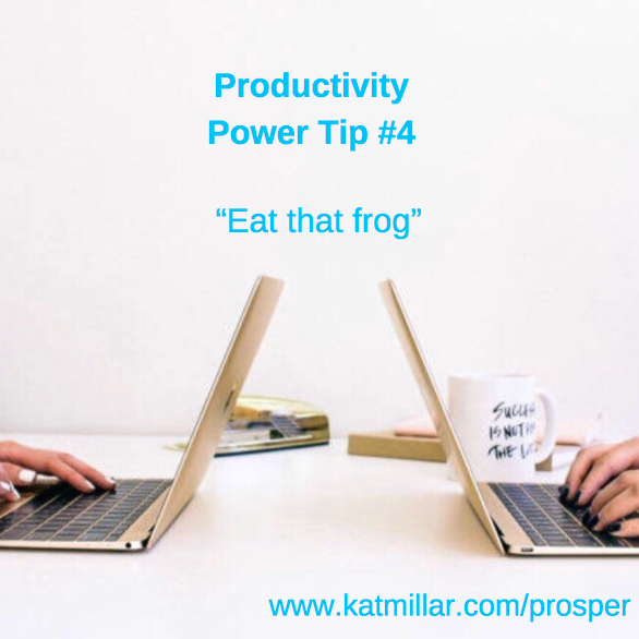 Productivity Power Tip 4
